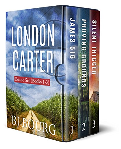 London Carter Boxed Set: Books 1 - 3 (English Edition)
