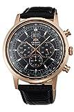 [オリエント時計] 腕時計 オートマティック STV02002B0 ブラック