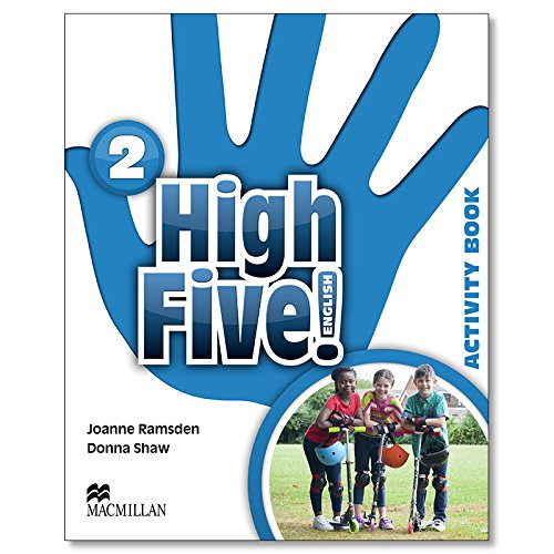 High Five! English Level 2 Activity Book