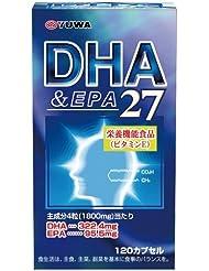 ユーワ DHA&EPA27 450mg×120カプセル