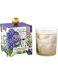 Michel Design Works アロマキャンドル Lサイズ (ハイドランジェ) 香り:ハイドランジェ MDCAN209