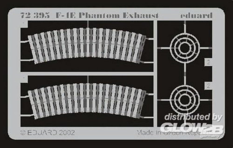 1/72 F-4 排気管ディテール (H社用)