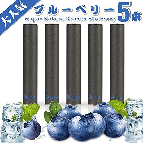 【人気】プルームテック 互換 カートリッジ ブルーベリー 電子タバコ フレーバーカートリッジ 5個入り