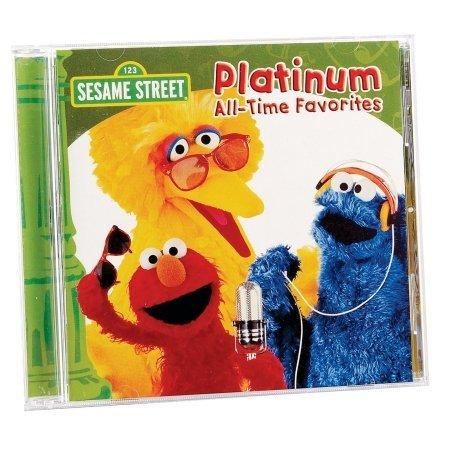Sesame Street CD: Platinum All-Time Favorites セサミストリートのCD:プラチナオールタイムお気に入り♪ハロウィン♪クリスマス♪