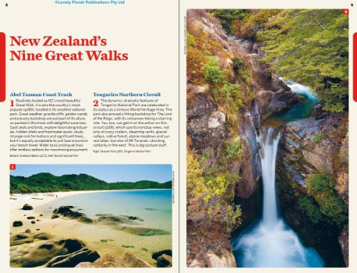 Lonely Planet Hiking & Tramping in New Zealand (Lonely Planet Tramping in New Zealand)