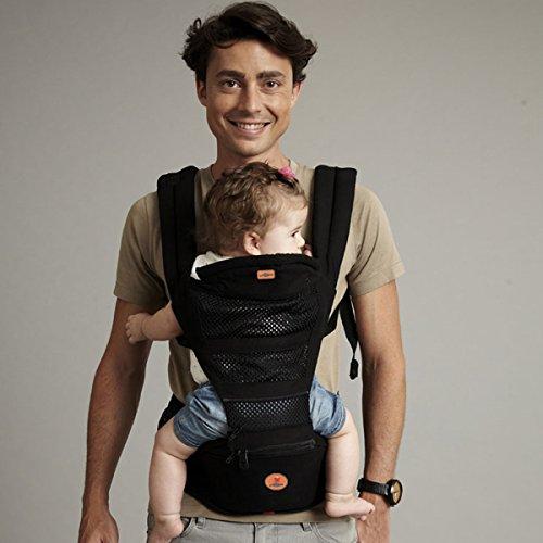 lanova 抱っこ紐 赤ちゃんの姿勢とママの負担を軽減させるために作られた...