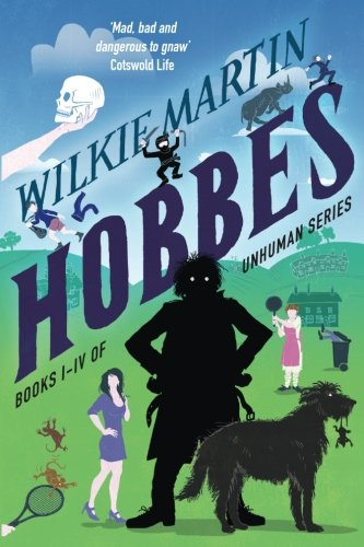 Download Hobbes: Unhuman Collection (Books I-IV) 191234808X