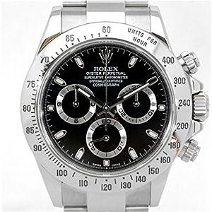 [ロレックス]ROLEX 腕時計 コスモグラフ デイトナ ブラック 116520 メンズ [並行輸入品]