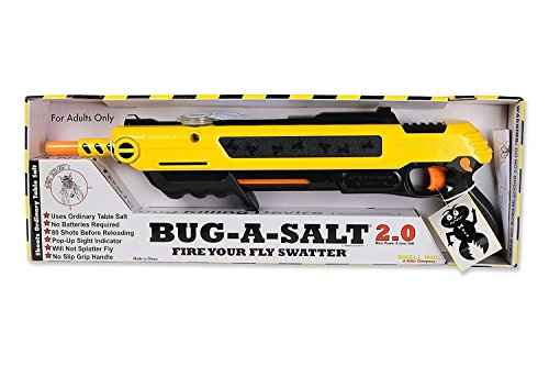 BUG-A-SALT 2.0 - ハエを撃退