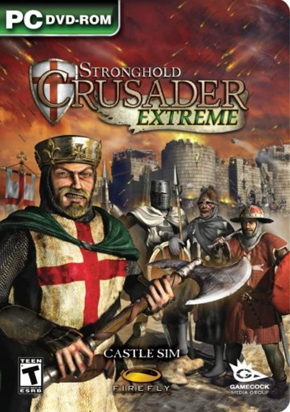 一般鳴り響く桃Stronghold Crusader Extreme (輸入版)