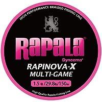 RaPaLa/ラパラ RAPINOVA-X/ラピノヴァ-X マルチゲーム PEライン 0.6〜1.5号 150m