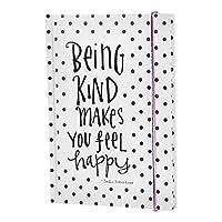 ノートブックジャーナル–Sadie Robertson–Being Kind Makes You Feel Happy