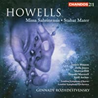 Howells: Stabat Mater / Missa Sabrinensis by VARIOUS ARTISTS (2005-09-20)