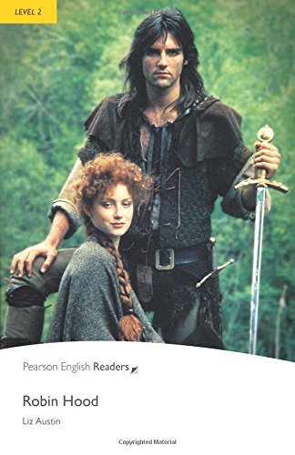 Penguin Readers: Level 2 ROBIN HOOD (Penguin Readers. Level 2)の詳細を見る