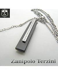 ステンレス/ネックレス/ザニポロタルツィーニ/Zanipolo Terzini/ザニポロ ztp1004