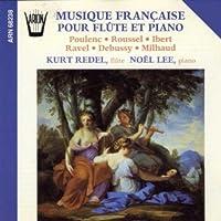 Musique Francaise Pour Flute Et Pia