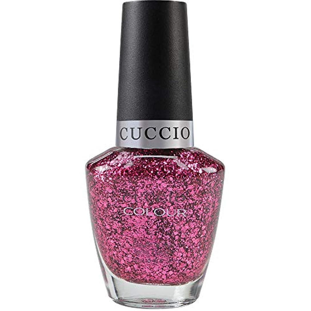力強い分析的な慰めCuccio Colour Gloss Lacquer - Love Potion NO. 9 - 0.43oz / 13ml