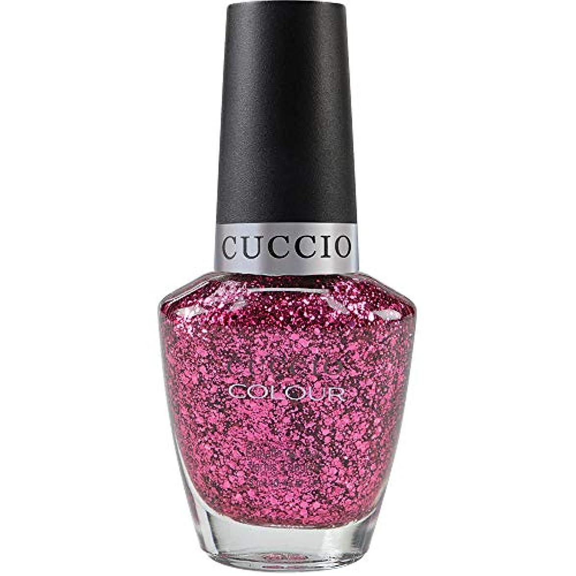 電卓印刷するヘアCuccio Colour Gloss Lacquer - Love Potion NO. 9 - 0.43oz / 13ml