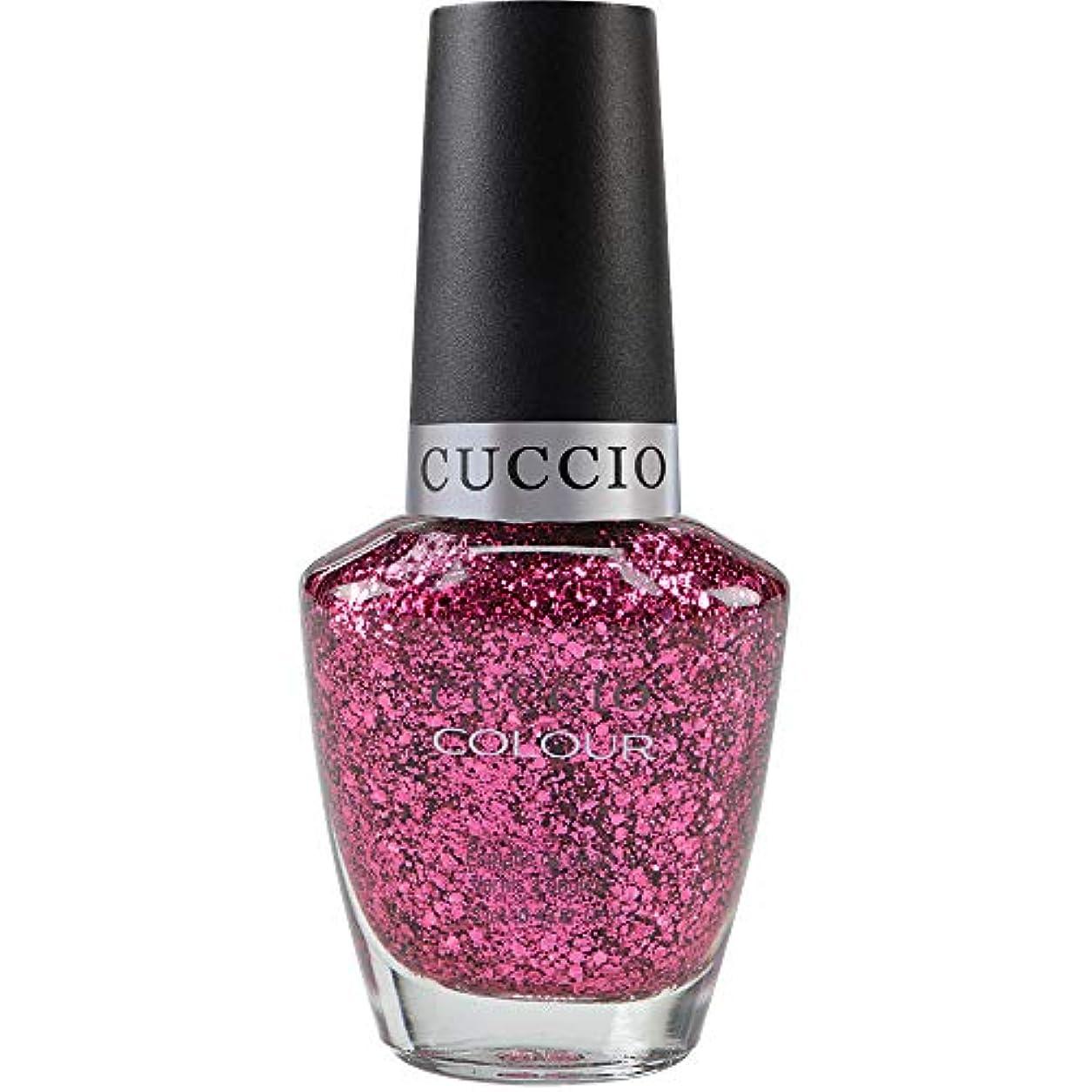 増幅する薄める壊れたCuccio Colour Gloss Lacquer - Love Potion NO. 9 - 0.43oz / 13ml