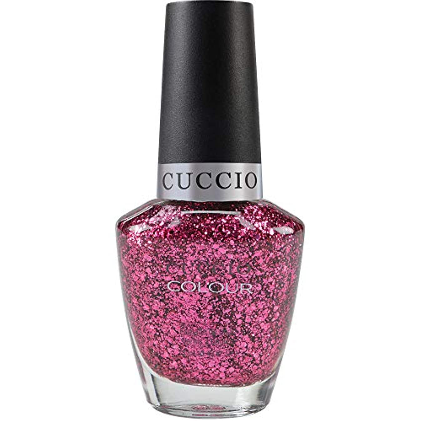 削除するパターンベスビオ山Cuccio Colour Gloss Lacquer - Love Potion NO. 9 - 0.43oz / 13ml