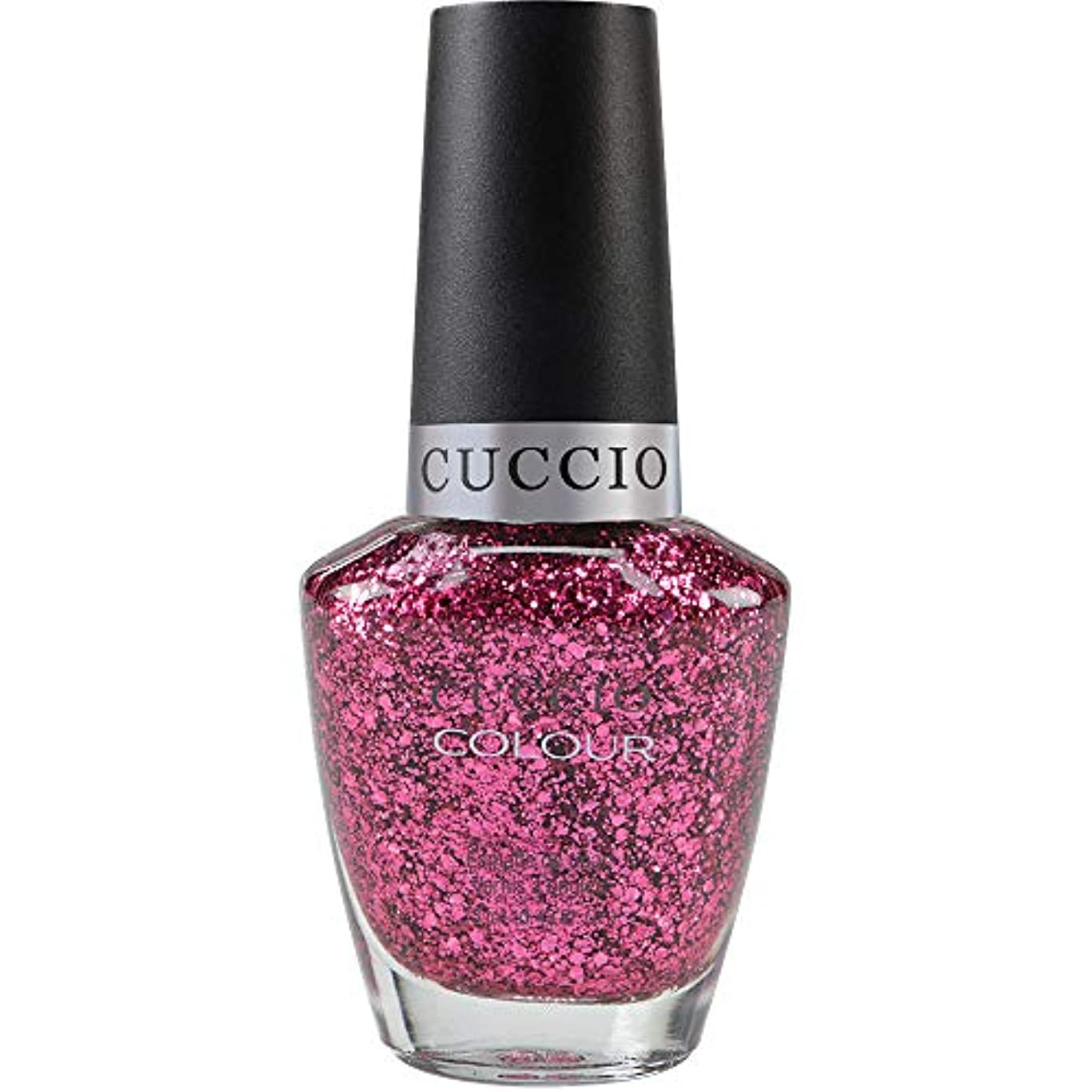 虐待神の混合したCuccio Colour Gloss Lacquer - Love Potion NO. 9 - 0.43oz / 13ml