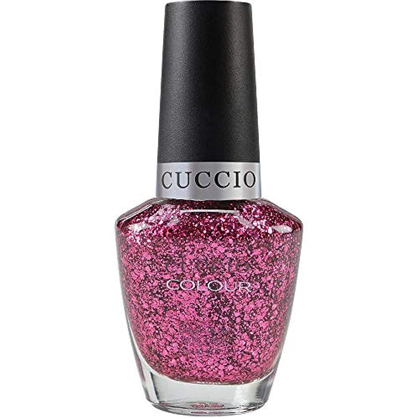 壮大な血まみれ有能なCuccio Colour Gloss Lacquer - Love Potion NO. 9 - 0.43oz / 13ml