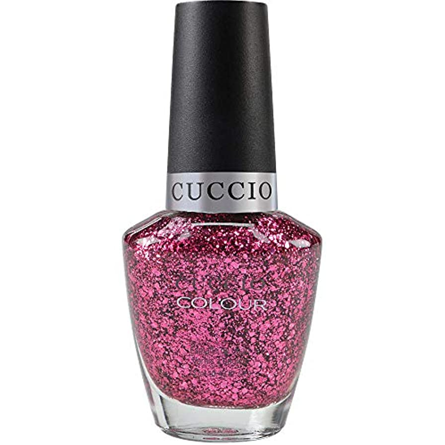 飢えた細心の手順Cuccio Colour Gloss Lacquer - Love Potion NO. 9 - 0.43oz / 13ml