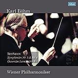 ベートーヴェン : 交響曲 第6番 「田園」 | 交響曲 第5番 「運命」 | レオノーレ序曲 第3番 (Beethoven : Symphonien Nr.5 & Nr.6 | Ouverture Lronore Nr.3 / Karl Bohm | Wiener Philharmoniker) [1977 Tokyo Live] [2LP] [Limited Edition] [Analog]