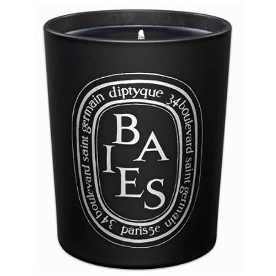 カウント幽霊吸収剤ディプティック フレグランスカラーキャンドル ベスノアール 190g [並行輸入品]
