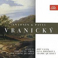 アントニーン・ヴラニツキー:六重奏曲 ト長調 他