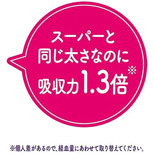 『【まとめ買い】ソフィ ソフトタンポン スーパープラス 特に量の多い日用 25コ入×2個パック(unicharm Sofy)』の4枚目の画像