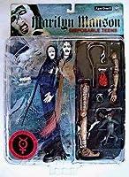 Marilyn Manson Disposable Teens Fewture Models Action Figure Series