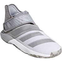 adidas Men's Harden B-E 3 Basketball Light Granite/Silver Metallic/Grey Four 9