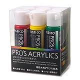 パジコ プロスアクリックス6色セット