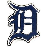 MLB Detroit Tigersロゴピン