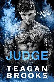 Judge (Blackwings MC - Devil Springs Book 2) by [Brooks, Teagan]