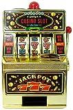スロット貯金箱 ゴールド ラック カジノ GLC06040