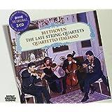 Late String Quartets by Quartetto Italiano (2007-10-09)