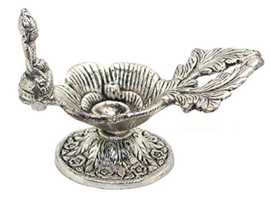 空気淡いアロングGovinda – Tibetan Incense Burner – Buddha Offeringボウル