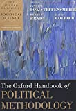 The Oxford Handbook of Political Methodology (The Oxford Handbooks Of Political Science)