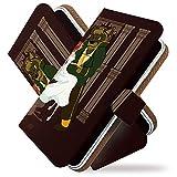 【KEIO】HUAWEI nova2 HWV31 手帳型 ケース カバー 狼 オオカミ お姫様 美女とやじゅう huaweinova2 hwv 31ケース huaweinova2 hwv 31カバー ハウエイ ファーウェイ ノバ2 手帳型ケース 手帳型カバー プリンセス [美女と野獣 ハート 茶/t0684]