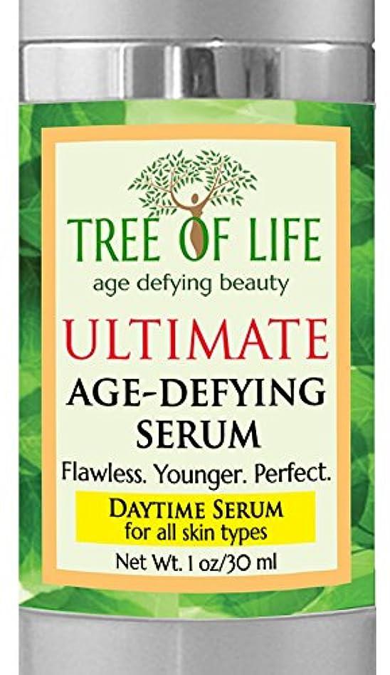 Tree of Life Beauty 昼間 血清 顔 皮膚 用 完全 数式