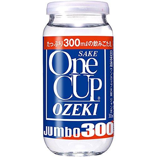 大関 ワンカップジャンボ [ 日本酒 兵庫県 300mlx20本 ]