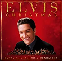 CHRISTMAS WITH ELVIS AND THE ROYAL PHILHARMONIC ORCHESTRA (DELUXE) [CD]