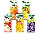 トロピカーナ 100% フルーツドリンクセレクション 30本