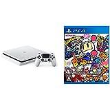 PlayStation 4 グレイシャー・ホワイト 1TB (CUH-2100BB17) + スーパーボンバーマンR - PS4 セット