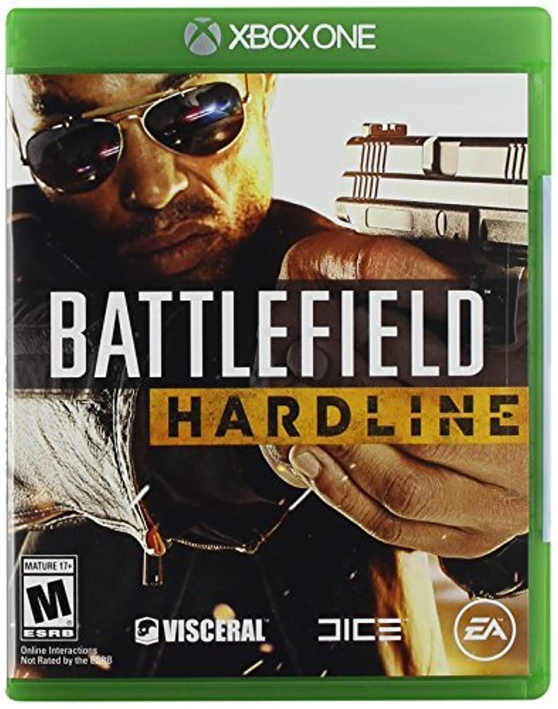 分離トレイル中世のBattlefield Hardline - Xbox One by Electronic Arts [並行輸入品]