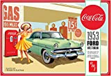AMT 1/25 1953 フォード ビクトリアハードトップ w/コカ・コーラマシン プラモデル AMT1146