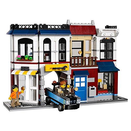レゴ クリエイター・バイクショップとカフェ 31026