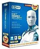 ESET ファミリー セキュリティ 3年版 10万本限定 (旧版)